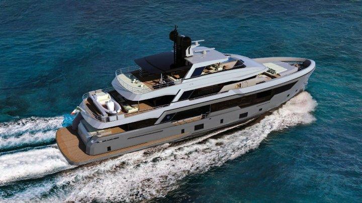 RSY 38m EXP Rosetti Superyachts svela i dettagli del suo nuovo Explorer
