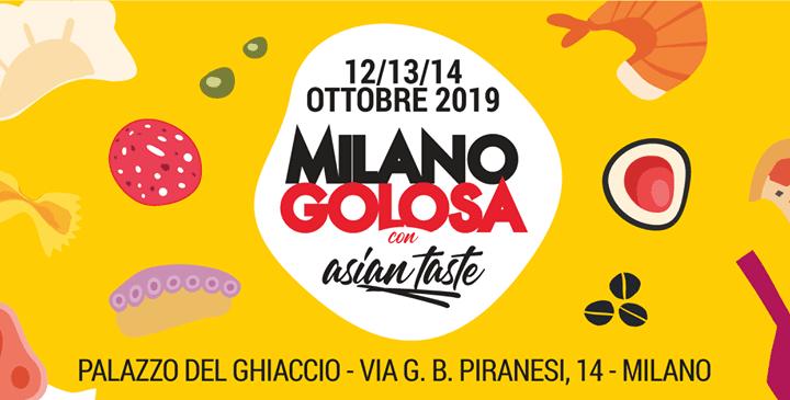 Milano Golosa 2019: incontro tra Europa e Asia