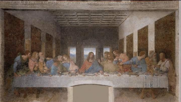 Leonardo In Lombardia: il Cenacolo in 3d su app e sito web