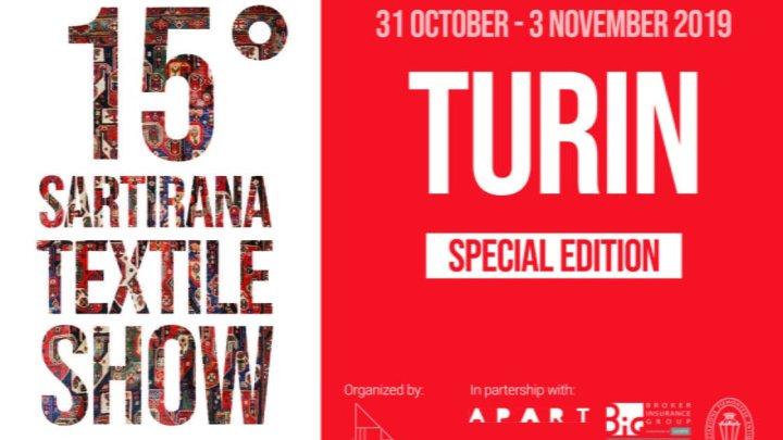 Sartirana Texile Show a Torino: dalla Lomellina al Piemonte