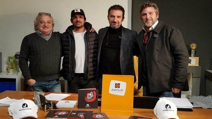 Argentina e Italia uniti per un progetto televisivo internazionale