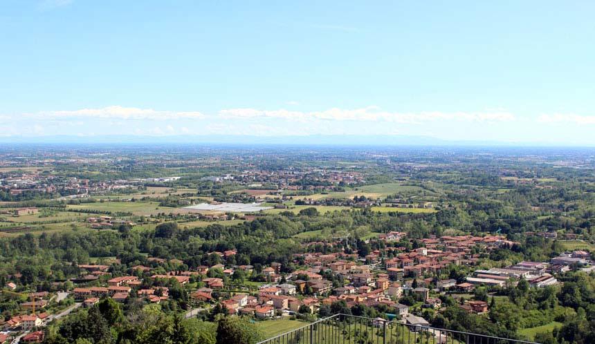 Montevecchia: nel cuore del parco della Val Curone