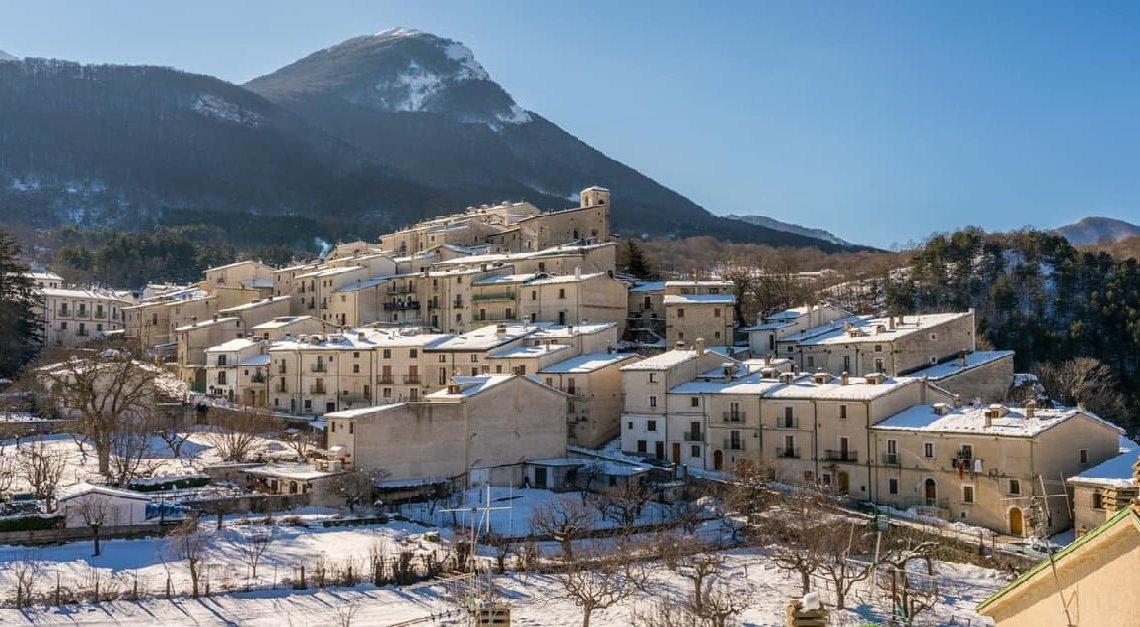 Civitella Alfedena: il borgo più piccolo del Parco Nazionale d'Abruzzo