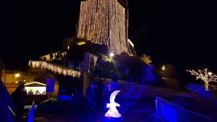 A Frontone la magia dei mercatini nel Castello di Babbo Natale