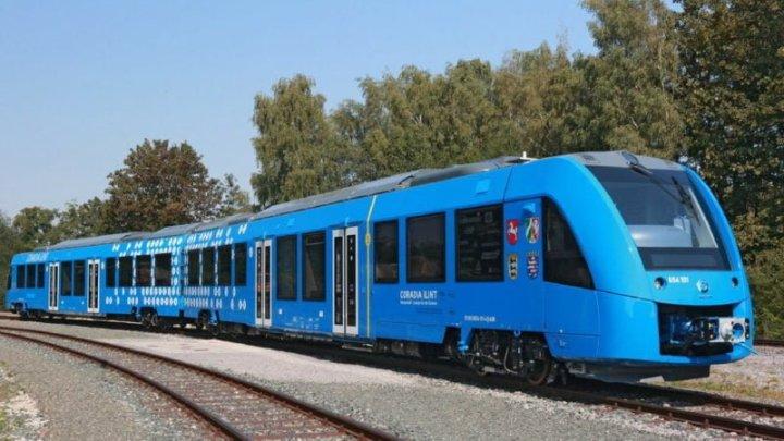 Il Piemonte regione dei treni a idrogeno