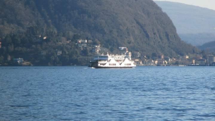 Arriva la Topazio sul Lago Maggiore