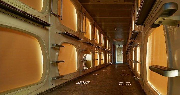 Anche a Torino si potrà dormire nel primo capsule hotel