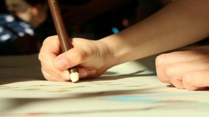 Come fare disegnare i bambini