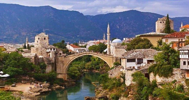Mostar: vicina e low cost la perla della Bosnia Erzegovina