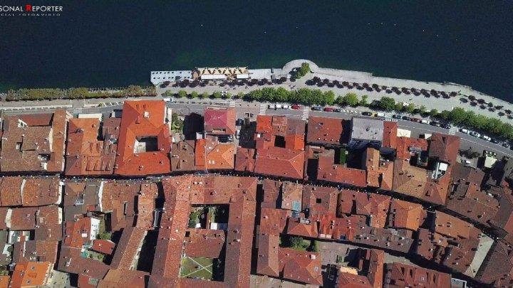 Arona sul Lago Maggiore: città sempre più sicura e a misura d'uomo