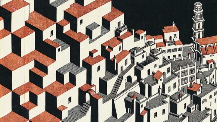 Una mostra su Escher a Trieste