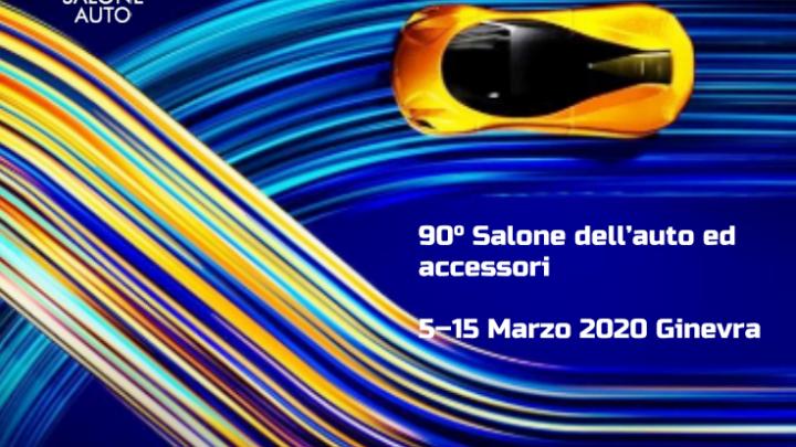 Sospeso Salone dell'auto 2020 di Ginevra