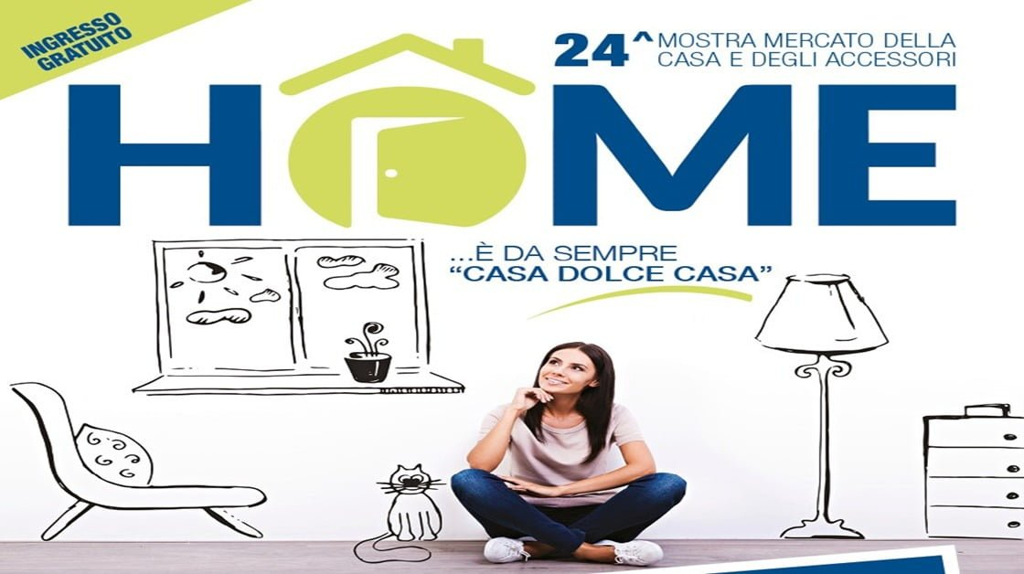 HOME 2020 dal 15 al 17 maggio a Pavia