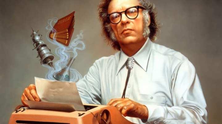 Isacc Asimov, il futuro è dell'uomo