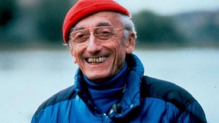 Jacques Cousteau, una vita per il mare