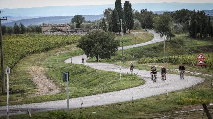 Il Percorso Permanente de L'Eroica: la vacanza a pedali scelta ogni anno da decine di migliaia di appassionati