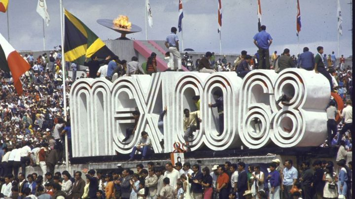 Verso le Olimpiadi: Città del Messico 1968