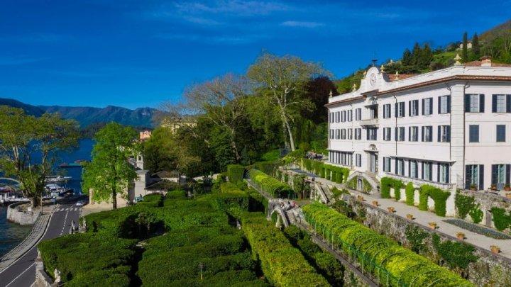 Lago di Como: Villa Carlotta riapre al pubblico