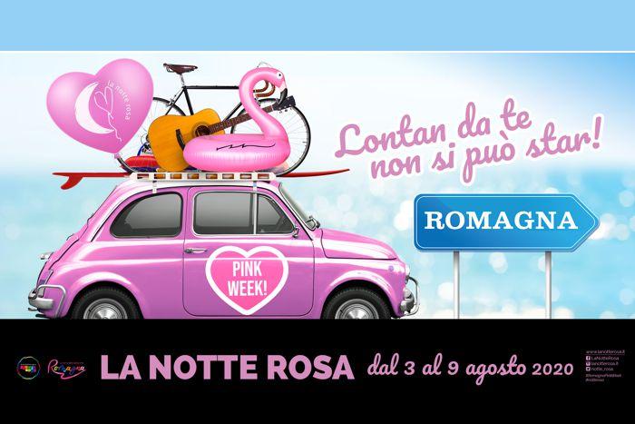 Pink Week 2020 a Rimini