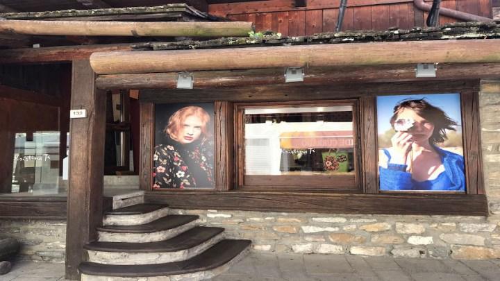 Apre a Courmayeur il primo Vintage Store
