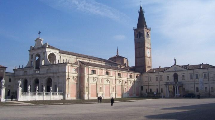 L'abbazia di Polirone a San Benedetto Po
