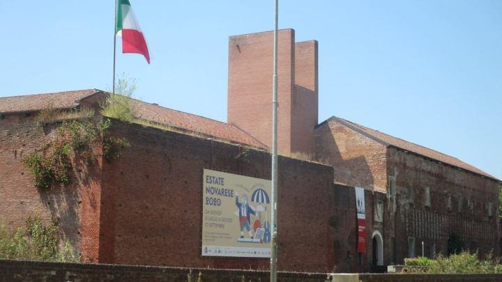 Buongiorno dal… Castello di Novara