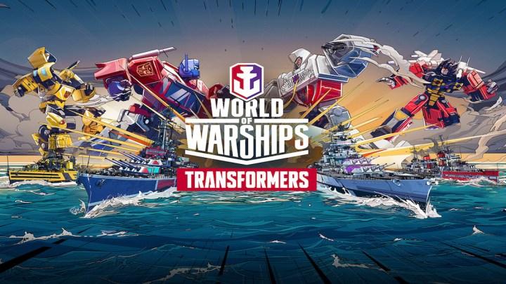 I Transformers arrivano nel mondo di World of Warship e World of Warships Legends