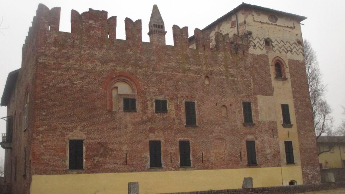 Buongiorno da… Castello Gallarati Scotti di Cozzo