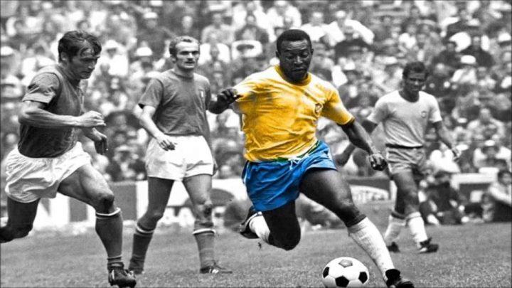 Pelè, il piede d'oro del calcio mondiale