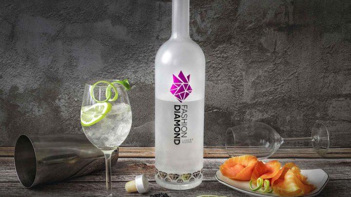 Fashion Diamond: la luxury vodka unica al mondo