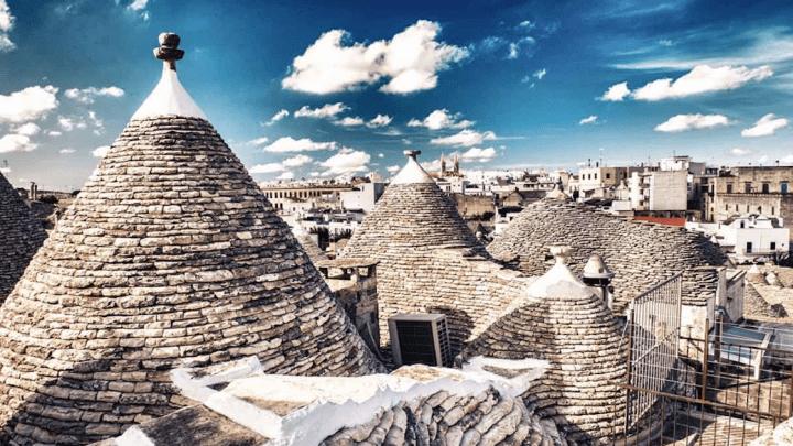 I trulli di Alberobello e quell'escamotage per ingannare il Re