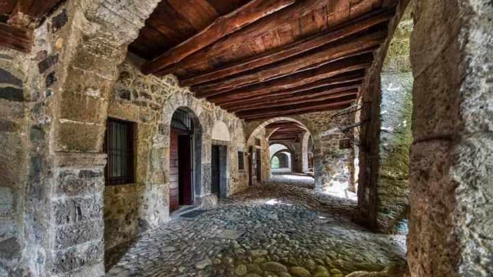 Cornello dei Tasso: il paese in cui è nato il servizio postale italiano