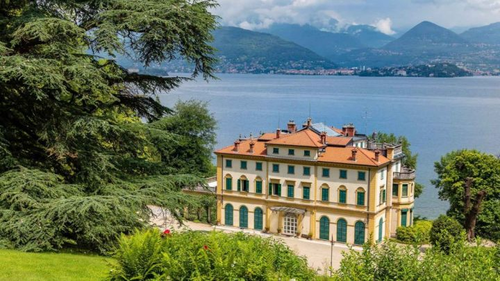 Villa Pallavicino è dei Borromeo