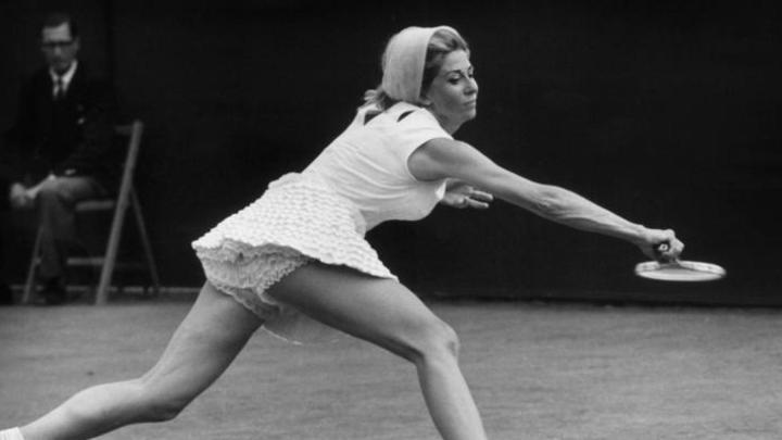 Lea Pericoli, tennista leggendaria, donna dai mille talenti