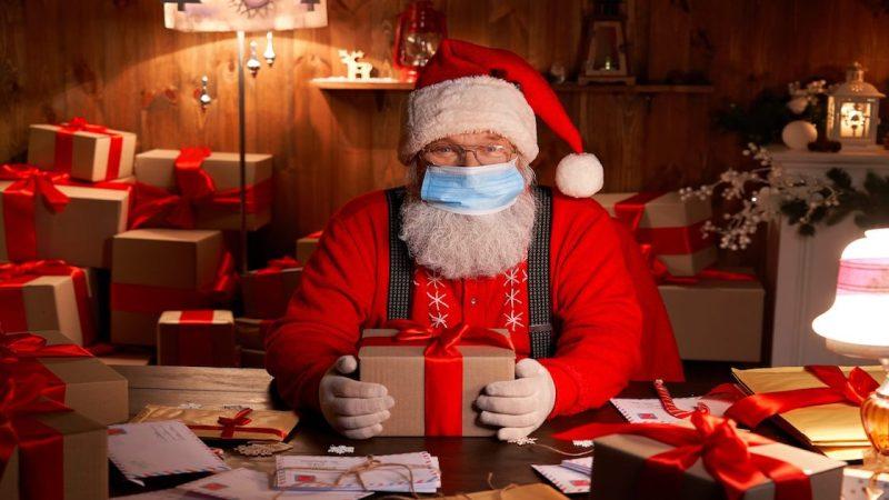 Intervista a Babbo Natale sul Covid-19