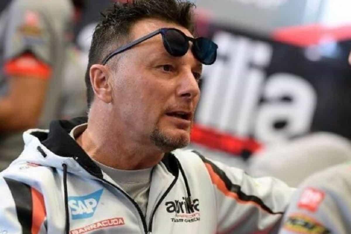 Fausto Gresini perde la sua più importante gara… Il Covid-19 se lo porta via…