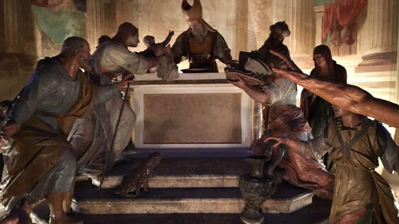 Viaggio nel Sacro Monte di Varese in 2 tappe online tra Arte Storia e Fede