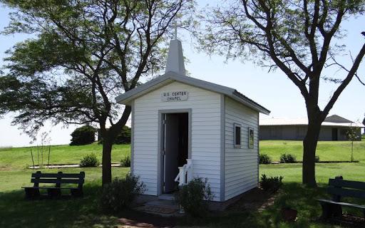 Al centro degli Stati Uniti c'è una cappella