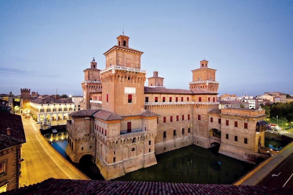 Ferrara l'antica capitale del Ducato Estense conquista la CNN