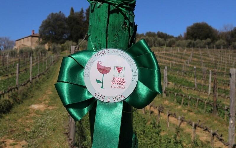 La vite simbolo di rinascita e di sostenibilità per la Festa delle Donne del Vino 2021