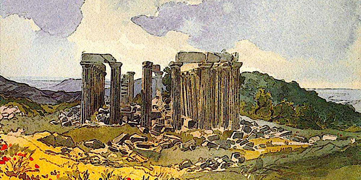 Pausania, viaggiare nella Grecia Antica