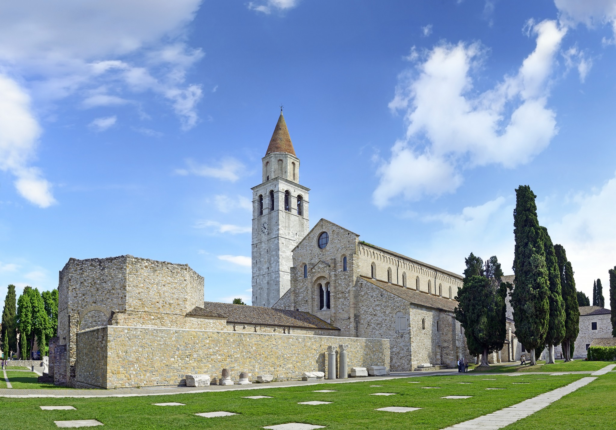 Aquileia, la città del primo patriarcato veneto