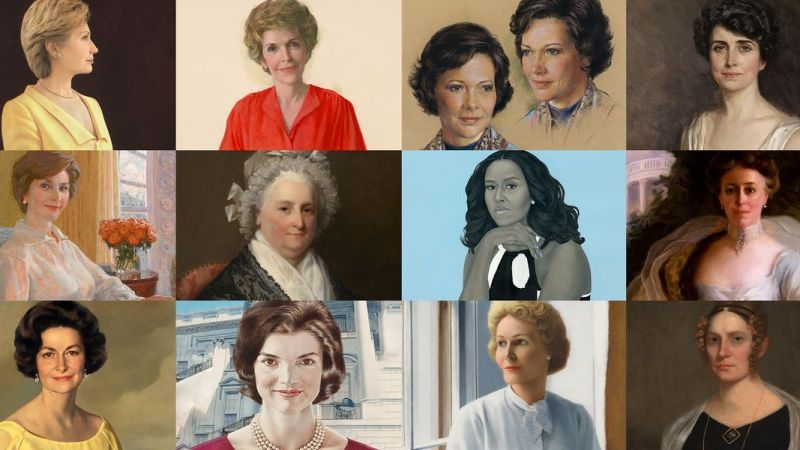 Tutte le donne del Presidente: una mostra sulle First Lady