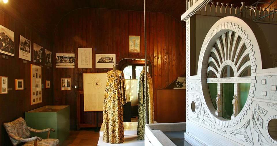 Il museo di Monte Verità