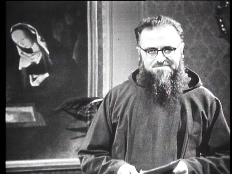Padre Mariano, il primo a raccontare alla Rai il Vangelo