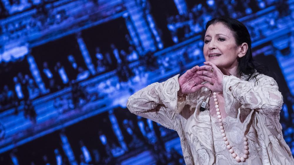 Carla Fracci, regina della danza