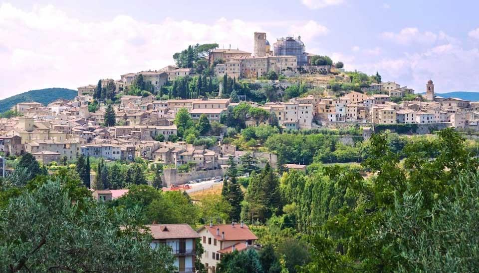 Amelia il borgo più antico d'Italia