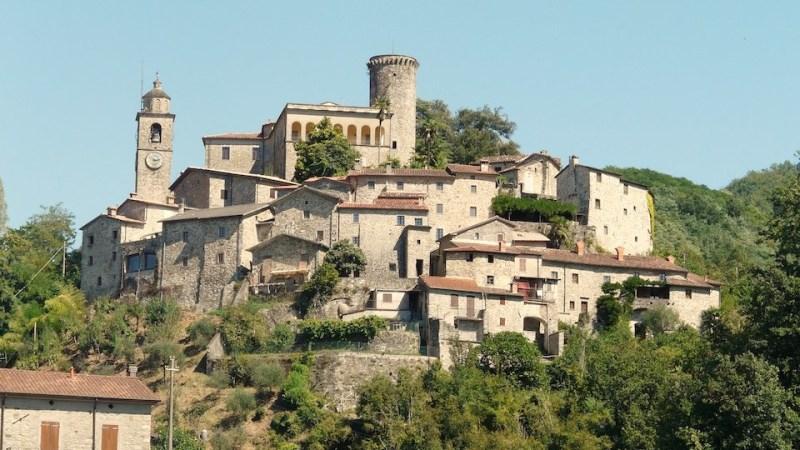 Il borgo di Bagnone e le mille leggende da cui è avvolto