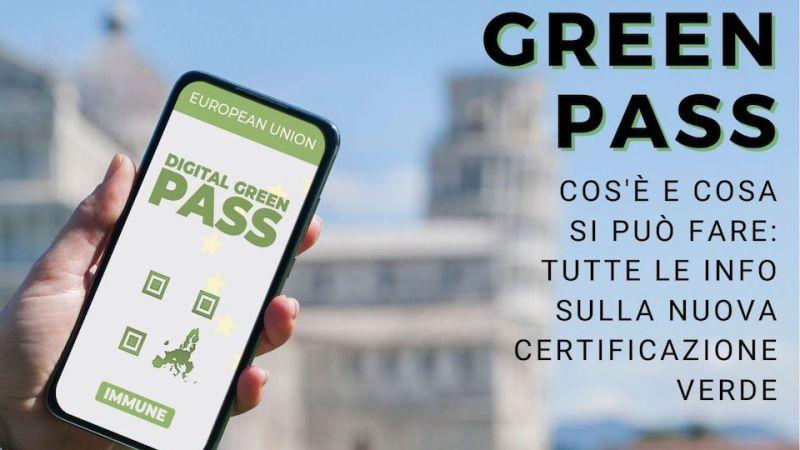 Certificazioni verdi digitali COVID-19. Tutte le info