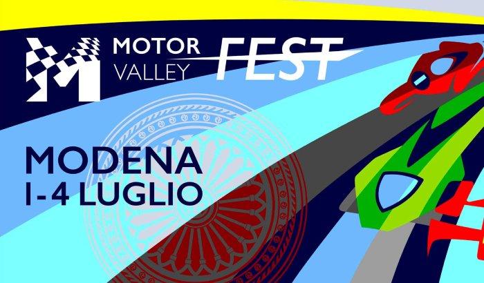 L'innovazione scende in pista al Motor Valley Fest 2021